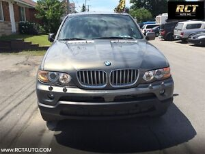 2006 BMW X5 4.4i, TOIT PANO, EXTRA PROPRE AUCUNE ROUILLE, TOUJ