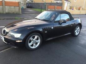 BMW z3 1.8 Roadster, 1 year MOT, Very Clean, Drives Good £1400 ono