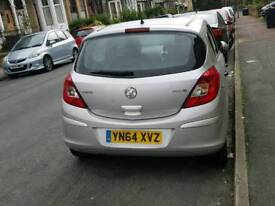 Vauxhall Corsa Diesel. Full Service History. 1 Owner. 2 Keys. Cold AC. Clean Car.