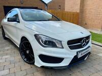🏁🏁2014 Mercedes C220 CLA AMG Pan Roof Finance Available🏁🏁c200 c250