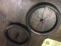 29er plus & Boost Wheel tubeless 2016