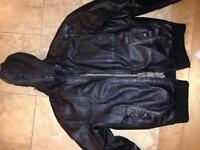 Men's Danier leather jacket