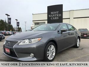 2013 Lexus ES 350 NAVIGATION | CAMERA | NO ACCIDENTS