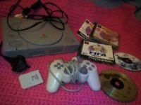 Playstation one 1