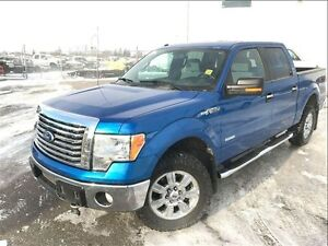 2011 Ford F-150 XTR Supercrew-pst paid-ECO!