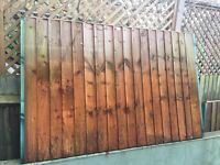 6ft x 4ft Fence Panel
