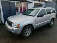 Jeep grand Cherokee 3.0 diesel automatic