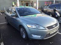 2008 FORD MONDEO TITANIUM 2.0L DIESEL IN GREAT CONDITION