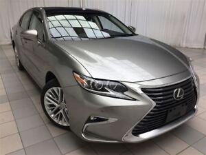 2016 Lexus ES 350 Executive Package: 1 Owner, Leather.