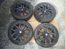 Range Rover Evoque Alloys and Tyres