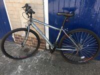 Falcon hybrid bike (like new)