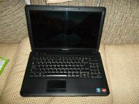 Laptop *** Lenovo G555 –AMD Athlon II Dual Core M340 2.10 GHz 4 GB RAM 320 GB HDD & Webcam