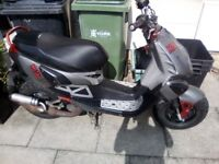 Peugeot 50cc metal x