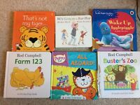 Over 20 children books including - thats not my ??