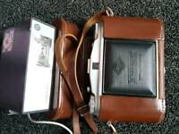 Vintage Collectable AGFA ISOLETTE II FOLDING CAMERA - VGC
