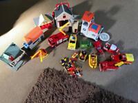 Huge bundle of fireman Sam toys