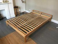 Ikea double bed FREE