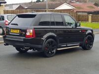 Beautiful Range Rover sport. Loads of extras!!
