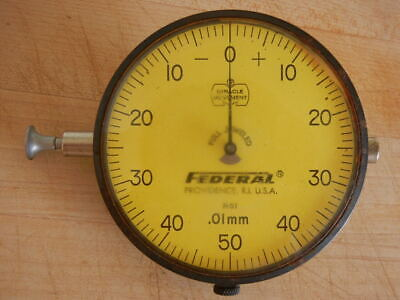 """FEDERAL DIAL INDICATOR STAND 24/"""""""