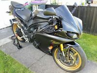 yamaha YZF-R1 2011. lowest miles. stunning.
