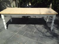 Farmhouse Table H78 L204 D91cm