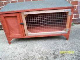 hutch for small pet,