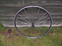 Racing Bike / Hybrid 700c Front Wheel Alexrims DA22