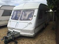 4 BERTH ACE HERALD WITH END BATHROOM WE CAN DELIVER