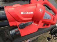 Einhell leaf blower / vacuum