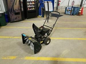 Dozens of Snowblowers at Auction - New and Used