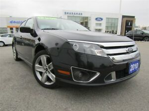 2010 Ford Fusion Sport AWD 3.5L V6