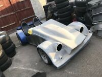 Dutton kit car with mx5 engine