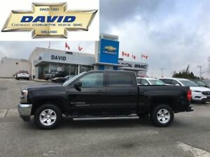 2016 Chevrolet Silverado 1500 1LT CREW 4WD SHORT/ REMOTE START/
