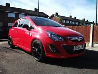 64 PLATE VAUXHALL CORSA 1.2 LIMITED EDITION/LOW MILES 12500