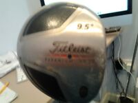 Titleist titanium 983K 9.5 degree driver (used) £20 REDUCED FOR QUICK SALE