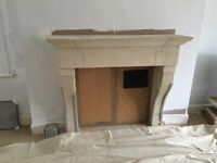 Chesney's Marseilles fire place surround