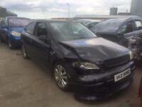 2001 2.0 Diesel Vauxhall Astra. Breaking for parts only. Postage Nationwide