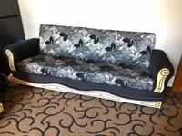 2 Sofa bed setee