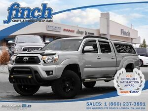 2012 Toyota Tacoma Pickup Base Double Cab
