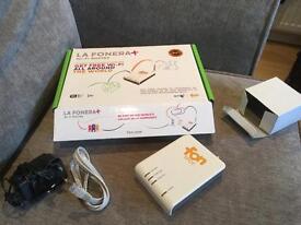 La Fonera+ Wifi router.