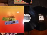 "THE BEATLES RARE DOUBLE LP-"" HOLLYWOOD BOWL THE COMPLETE SHOWS""-GERMAN-"
