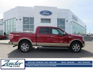 2013 Ford F-150 King Ranch [Moonroof] [4WD] [Trailer Tow]