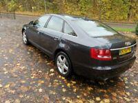 Audi A6 2.0 SE T Fsi Cvt 4 Door Saloon Petrol With Full Leather Interior Full Audi Dealer History