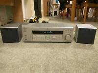 Sony amplifier with tuner