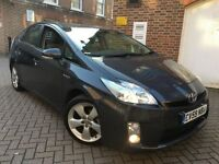 TOYOTA PRIUS T SPIRIT 1.8 VVTI = HYBRID = PCO UBER =LEATHER SEATS = £6950 ONLY =