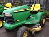 2000 John Deere LT155 Lawnmower