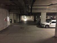 Birmingham City Centre - Underground secure car parking space