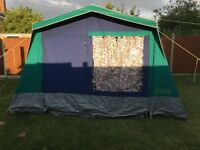 For Sale Sunncamp Continental 6 Tent