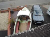 Arran 16ft boat , no engine , with trailer