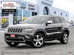 2014 Jeep Grand Cherokee Limited *NAVIGATION & SUNROOF*